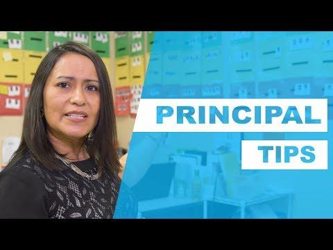 Principal Tips: Building Capacity. Data walls and PLCs