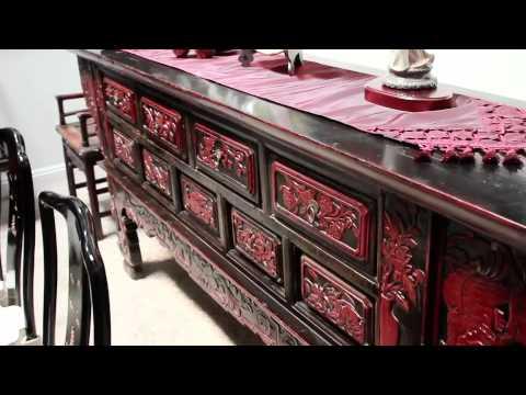 Ultra Chic Asian Furniture  Stylish   Life's Legacy Estate