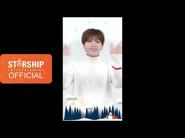 [Special Clip] 정세운(JEONG SEWOON) - 2019 새해 인사 (2019 New Year's Greetings)