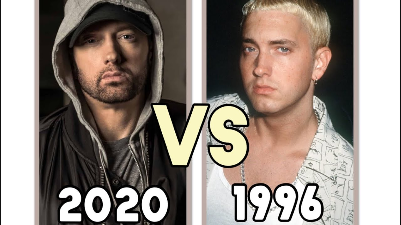 Eminem Music Evolution (1996 - 2020)