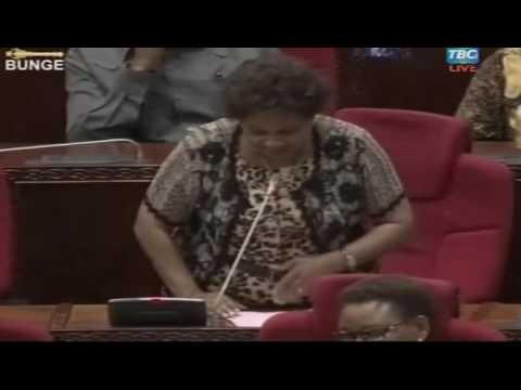 Lau Masha Campaigning for EALA Parliament