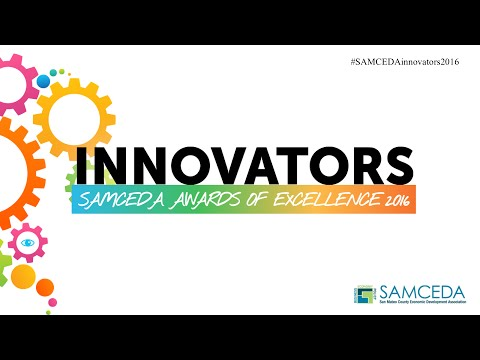 Innovators: SAMCEDA 2016 Awards of Excellence