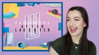 after laughter by paramore album reaction