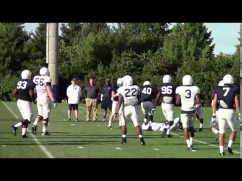 Backing up Hack: Penn State QBs Michael O'Connor and Trace McSorley run the offense (video)