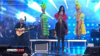 ZUCCHERO - Vedo Nero RadioItaliaLive Il Concerto