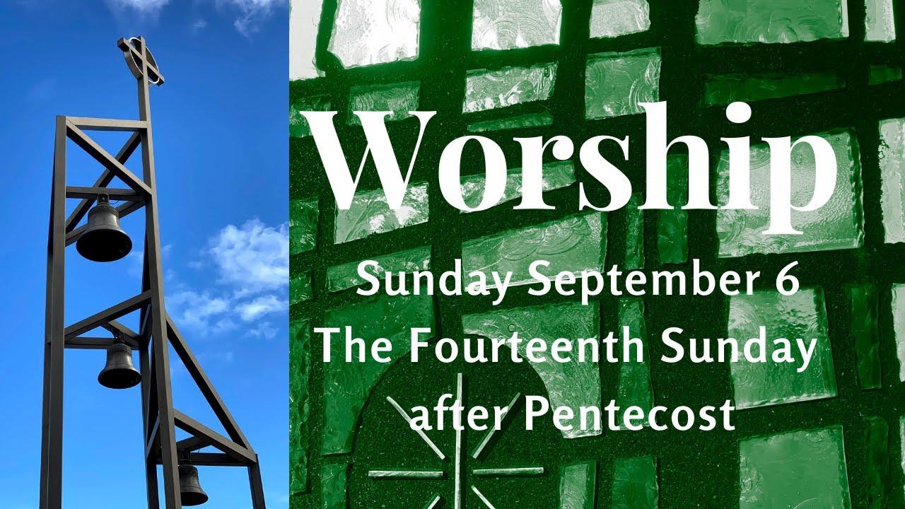 Sunday September 6, 2020