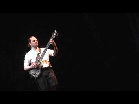 Squarepusher - 'Solo Electric Bass 1' Live Video - seb-1.03
