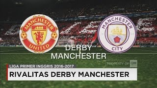 Sejarah Rivalitas Derby Manchester, Manchester United & Manchester City