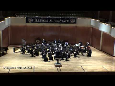 2015 SuperState Illinois Sycamore High School