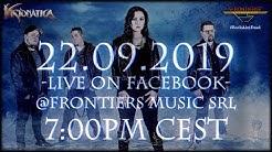 Live on Facebook -22.09.2019- 7:00PM CEST