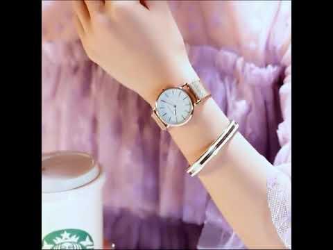 Đồng hồ đeo tay nữ thời trang Luxury đồng hồ nữ thời trang đồng hồ thời trang thạch anh giản dị xu h   Khái quát những nội dung liên quan đến dong ho nu deo tay thoi trang đúng nhất
