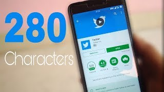 How to Enable Twitter 280 Characters Right Now on Android Mobile