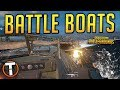 BATTLE BOATS - PLAYERUNKNOWN'S BATTLEGROUNDS w/ Aculite