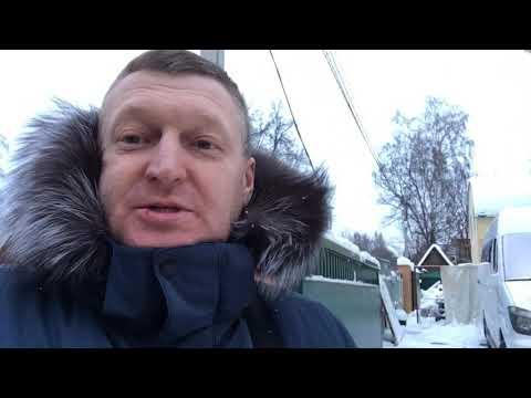 Поездка в Москву за Мерседес Спринтёр январь 2019