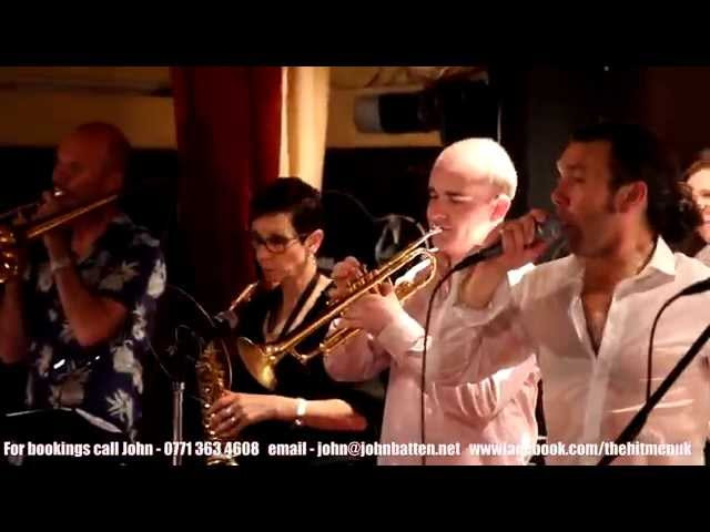 The Hit Men UK at The Ivy House, London