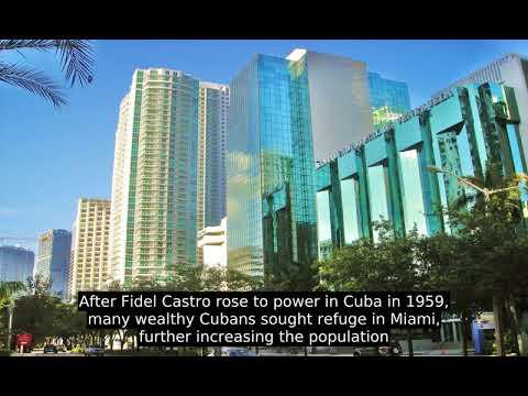 Miami, Florida - Facts, History, Economy