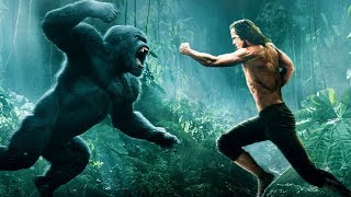 Tarzan vs Akut - Fight Scene - The Legend of Tarzan (2016) Movie Clip HD