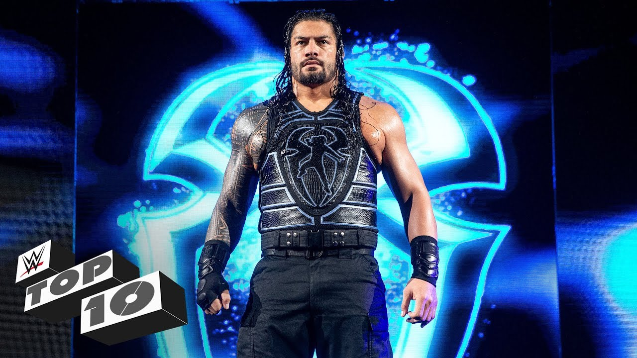 roman reigns greatest moments