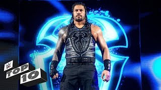 Download Roman Reigns' greatest moments: WWE Top 10, March 9, 2019