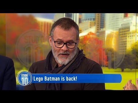 Lego Batman Movie Director, Chris McKay