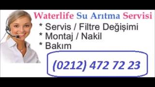 Gambar cover '0212' 472 72 23 Ataşehir Waterlife Su Arıtma Servisi,Waterlife Filtre Değişimi