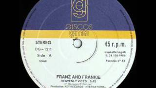 Franz And Frankie - Let Me Go