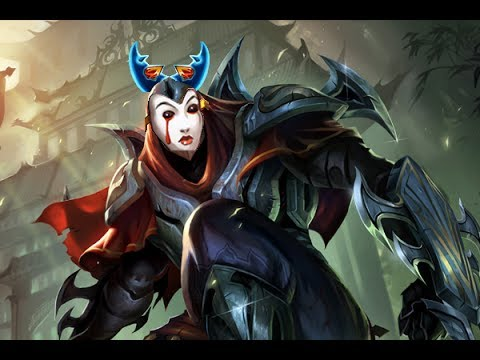 The Devil Build - Zed - Rip Meta - League of Legends