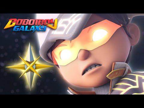 BoBoiBoy Galaxy - Cahaya Dan Solar | Animasi Kanak-kanak (42 Minit)