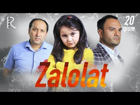 Zalolat (o'zbek Serial) | Залолат (узбек сериал) 20-qism #UydaQoling