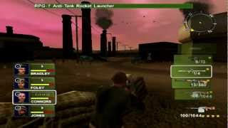 Conflict:Desert Storm II-Back To Baghdad |Mission 7-Chemical Warfare| (1/2)