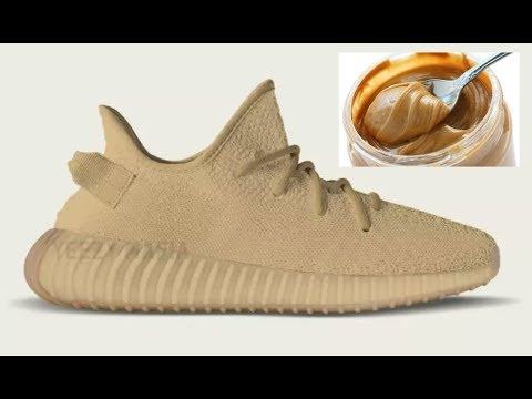 size 40 4c35e d297c PEANUT BUTTER ADIDAS ORIGINALS YEEZY 350 V2 SNEAKER BY KANYE WEST S