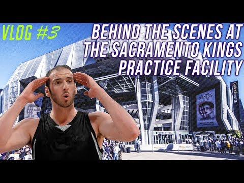 A Tour of the Sacramento Kings' State of the Art Practice Facility 👀