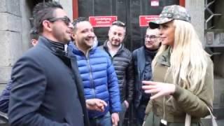 فيديو وصور   دومينيك حوراني تكشف ما وراء شوارع 'الرايات الحمراء' في أمستردام   بوابه اخبار اليوم الإلكترونية