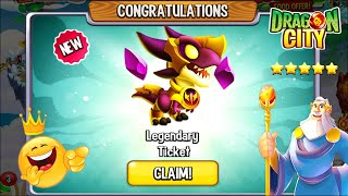 How to Get Tyrano Dragon in Dragon City for FREE 2021 😱