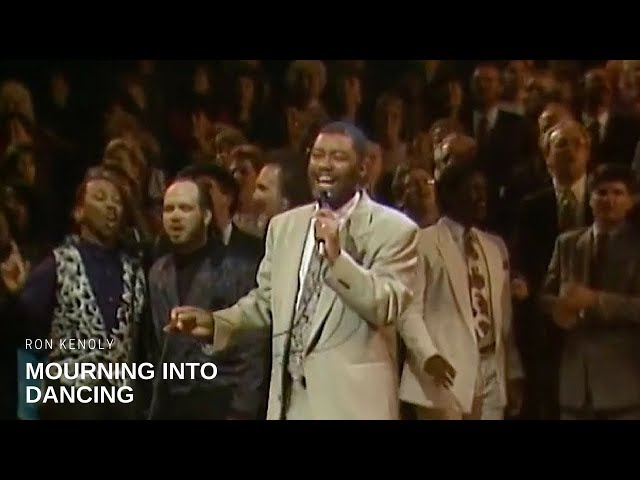 Mourning Into Dancing (Live) - Ron Kenoly