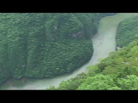 El cañón del Sumidero 7 Maravillas Naturales del Mundo