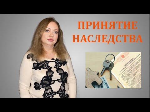 Как правильно принять наследство  Способ 1 подача заявления нотариусу/московский адвокат