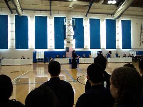 Kata Demonstration At UCLA 2013 Yuhihai Tournament