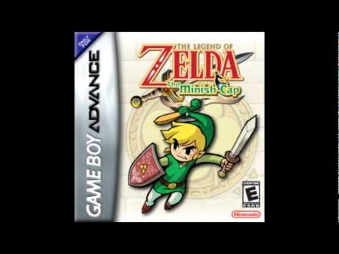 The Legend of Zelda: The Minish Cap GBA ROM