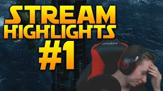 I SUCK AT THIS GAME - Battlefront 2 Stream Highlights #1