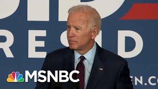 Joe Biden: President Donald Trump Fanned The Flames Of White Supremacy   The Last Word   MSNBC