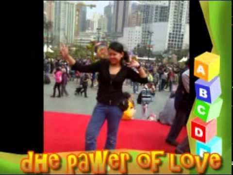 TE PAWER OF LOVE X TE COCCYBEL