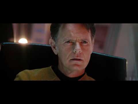 Nero Communicates with Enterprise - Star Trek