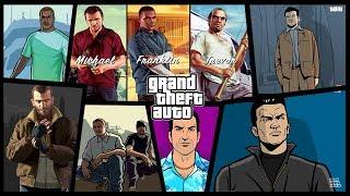La Historia de GTA y la relación entre algunos juegos