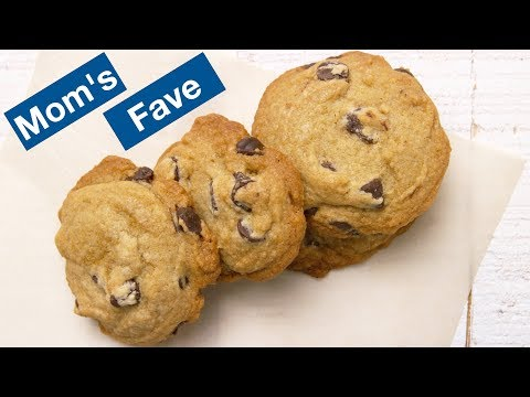 🔵 Coffee Shop Chocolate Chip Cookie Recipe || #LeGourmetTV Recipes || Glen & Friends Cooking