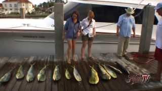 Carolina Fishing TV - Season2/8 - Mahi Fun on the Weldors Ark