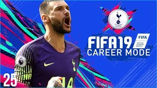 FIFA 19 Tottenham Career Mode Ep25 - CHAMPIONS LEAGUE SEMI FINAL!! [ULTIMATE DIFFICULTY]