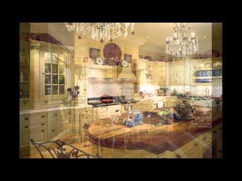 Люстра на кухню в интерьере (фото)