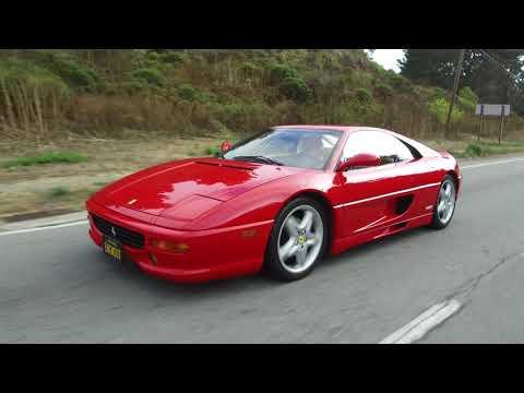 Ferrari F355 Berlinetta Feature