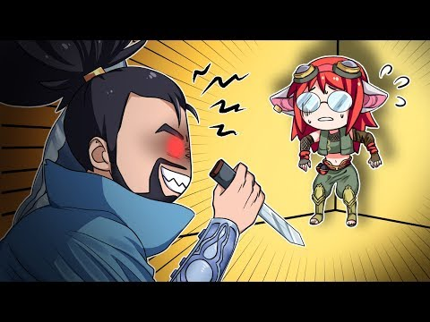【LoL】I Love Yasuos... 🙃